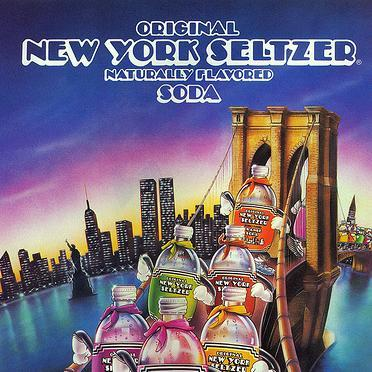 Original New York Seltzer Returns After 20-Year Hiatus