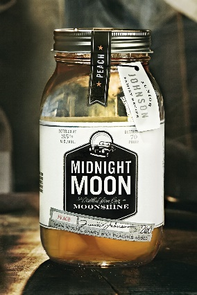 Midnight Moon Introduces New Peach Flavored Moonshine ...