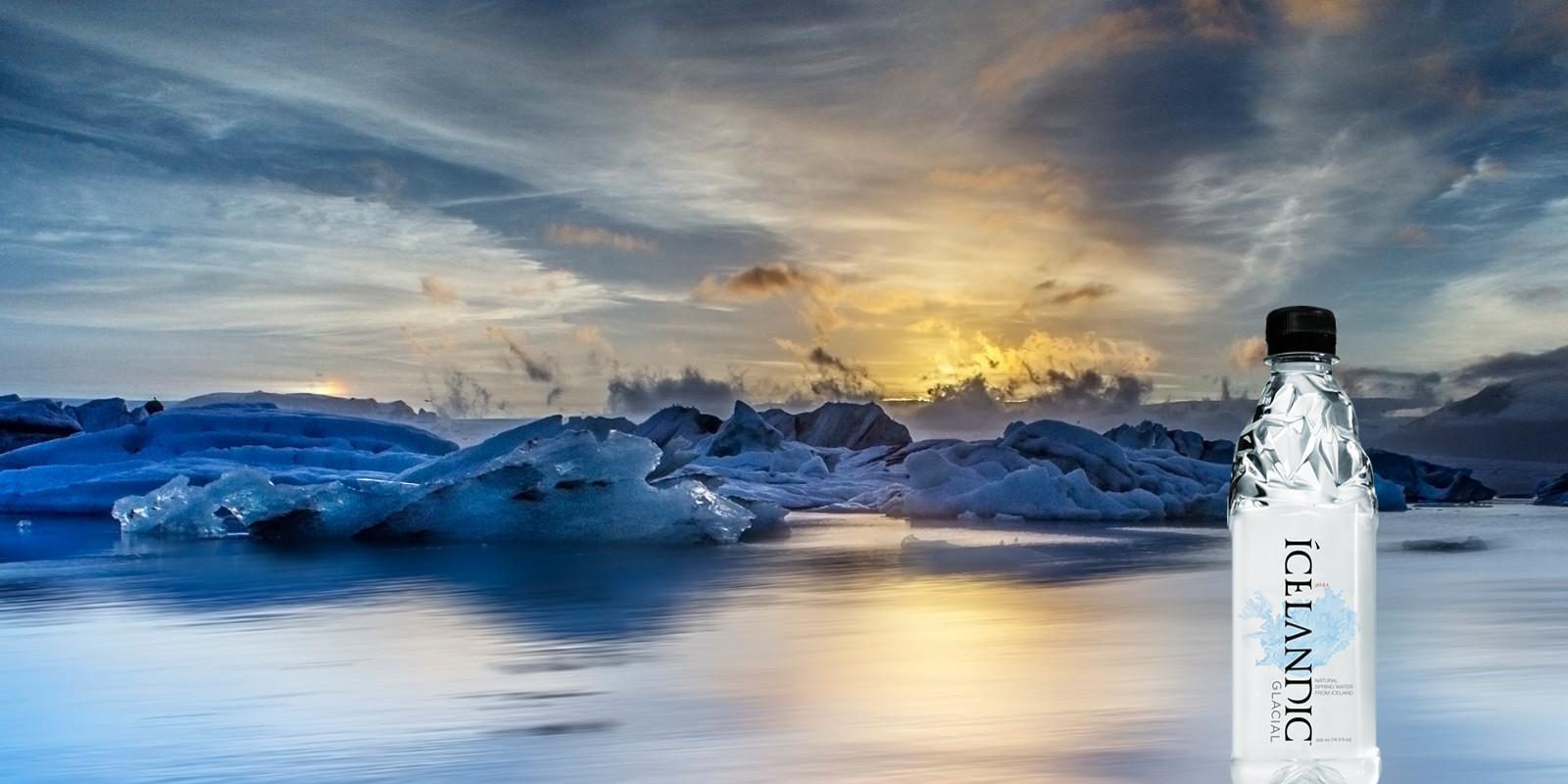 Glacial Natural Spring Water
