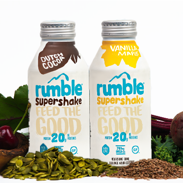 Rumble Makes its U.S. Debut