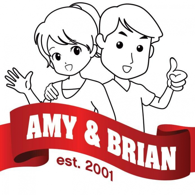 Amy & Brian Unveil Website Redesign