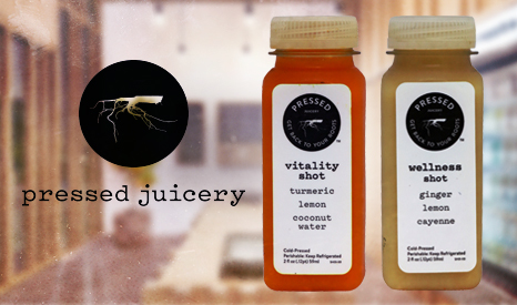 Review: Pressed Juicery Shots