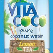 Vita Coco Launches Lemon Tea Variety at Kroger