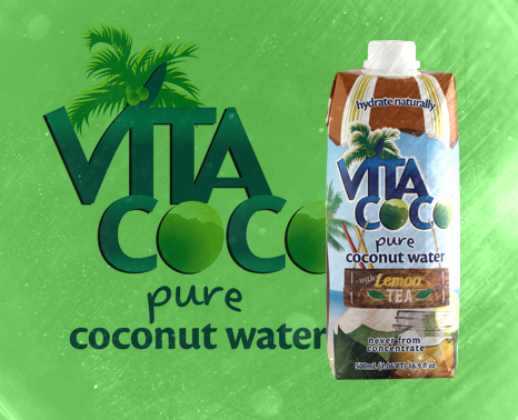 Review: Vita Coco Lemon Tea