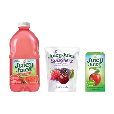 Juicy Juice Gets a New Look Ahead of Back-to-School Season