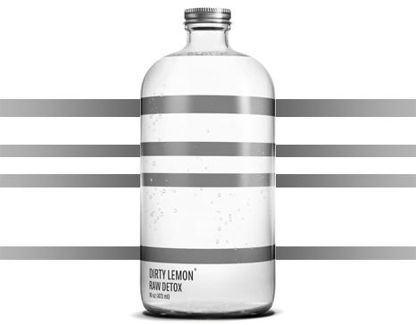 Review: Dirty Lemon Raw Detox