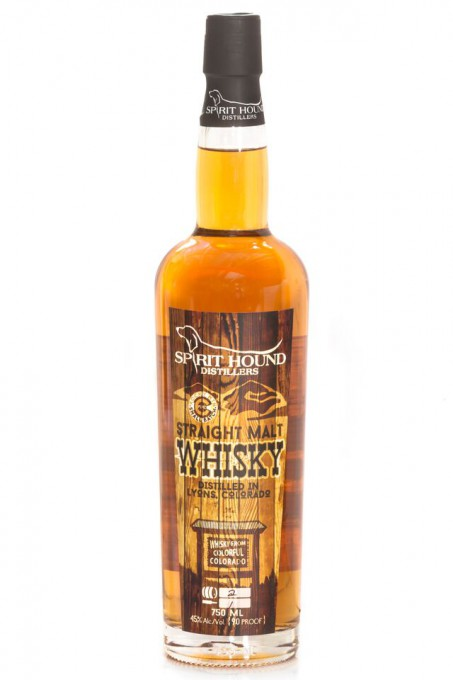 Spirit Hound Straight Malt Whisky