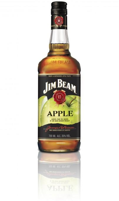 Jim Beam Apple Bottle