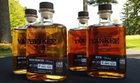 Yankee Distillers Spirits