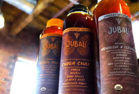 Review: Jubali Herbal Infusions Teas