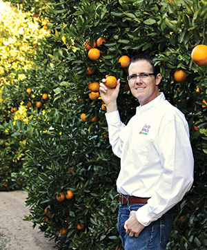 Matt McLean, Founder and CEO, Uncle Matt's Organic