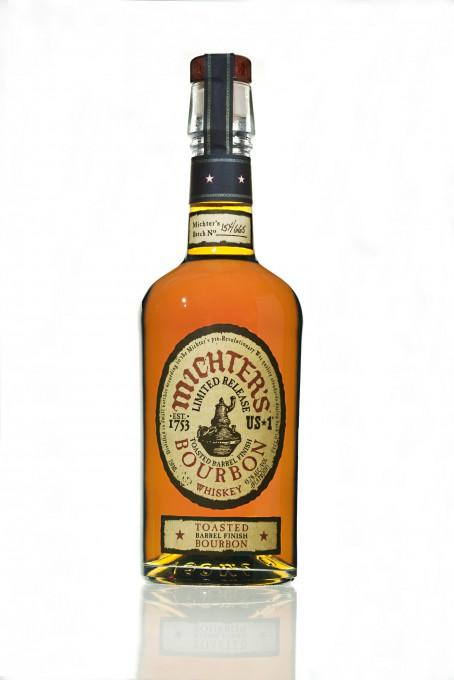 Michter's US*1 Toasted Barrel Finish Bourbon (PRNewsFoto/Michter's Distillery)