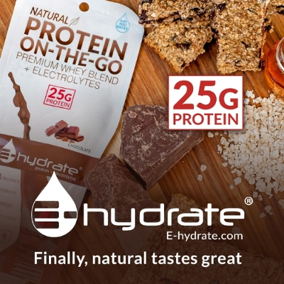 E-Hydrate Welcomes Sofia Vergara as Equity Partner, Expands into Target Stores Nationwide
