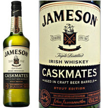 Jameson Partners with Irish Microbrewery Franciscan Well to Create Jameson Caskmates