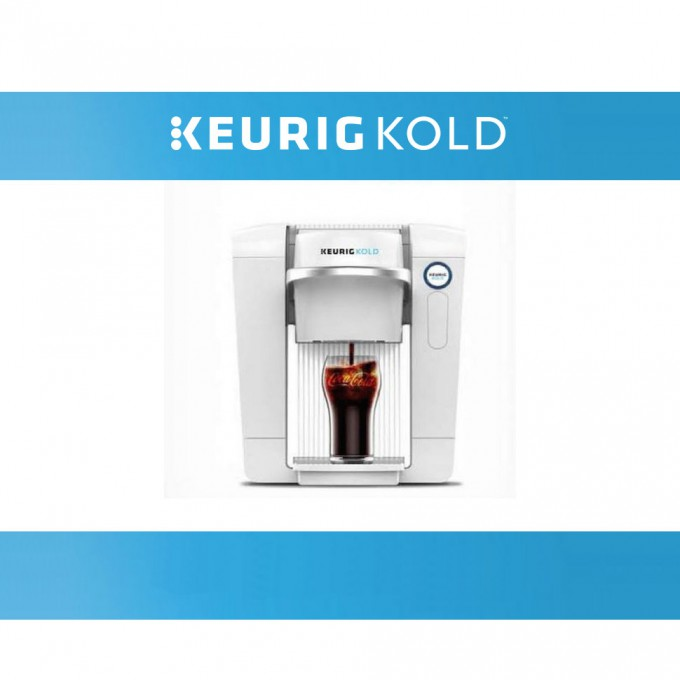 """Keurig Launches New """"Kold"""" Beverage System"""