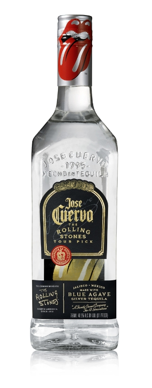 Jose Cuervo Celebrates Special Edition The Rolling Stones