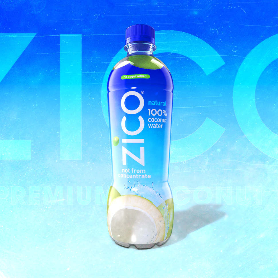 ZICO Drops Coconut Water from Concentrate, Swaps HDPE for ...
