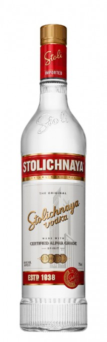 Stoli Vodka Re-Design