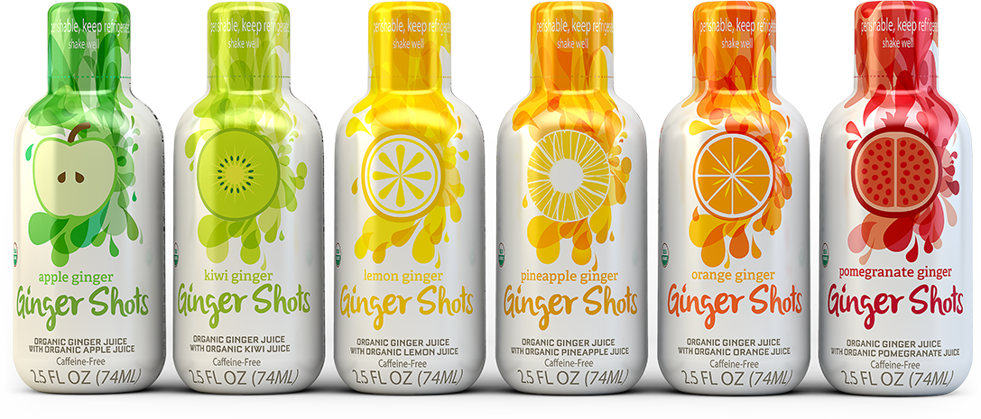 Ginger Shots Now Available in Whole Foods' Southern Pacific