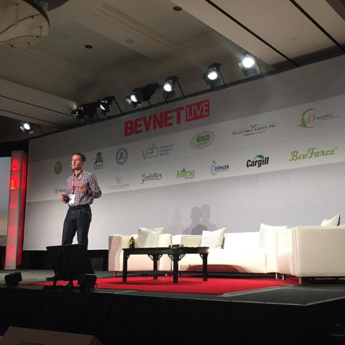 BevNET Live Winter 2015 Day One Recap: New Beverage Showdown X