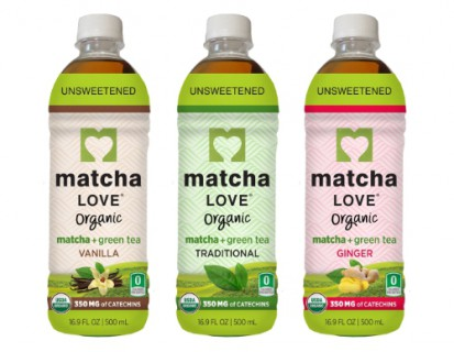 Matcha LOVE Awarded BEVNET Best of Year 2015 BEST TEA (PRNewsFoto/ITO EN)