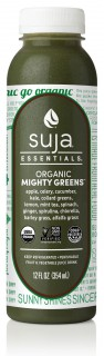 Old: Suja Essentials Mighty Greens
