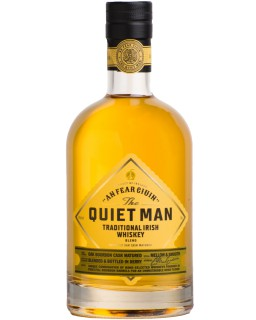 Luxco Introduces New Handcrafted Irish Whiskey: The Quiet Man
