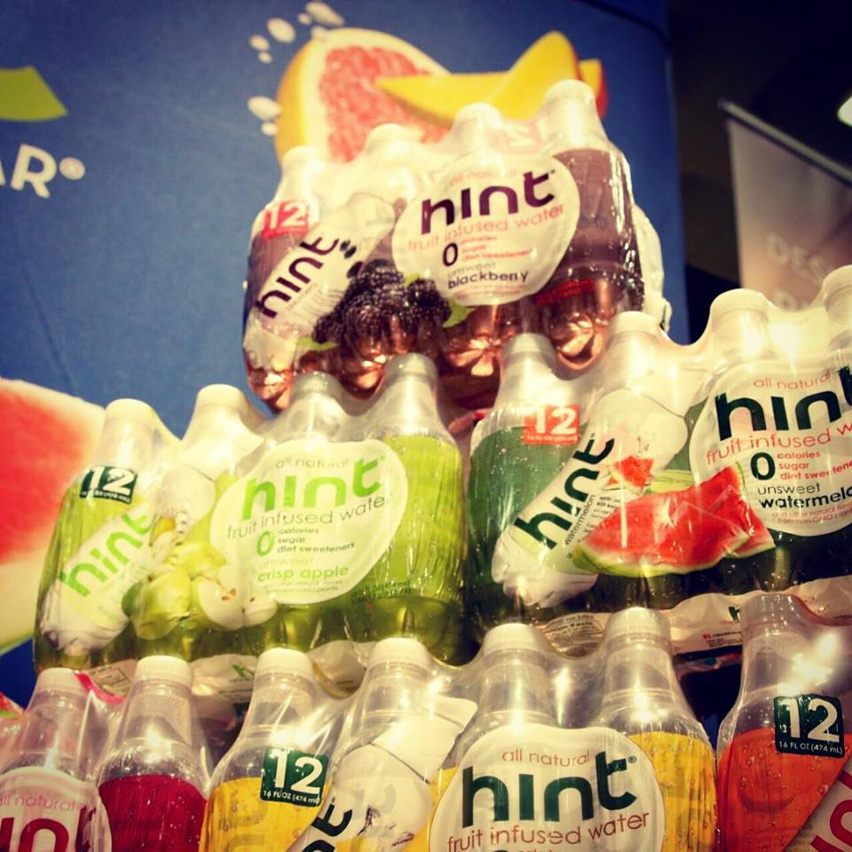 Hint's 'Kick' of Innovation on Display at the Winter Fancy Food Show