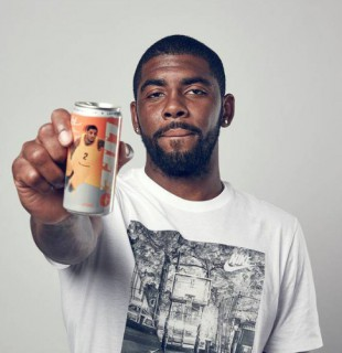 NBA Basketball Star Kyrie Irving (PRNewsFoto/MWFC Global Ventures HK Ltd.)
