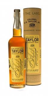 EH Taylor Seasoned Wood Bottle & Canister