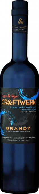 Oskar Blues Craftwerk Cutout