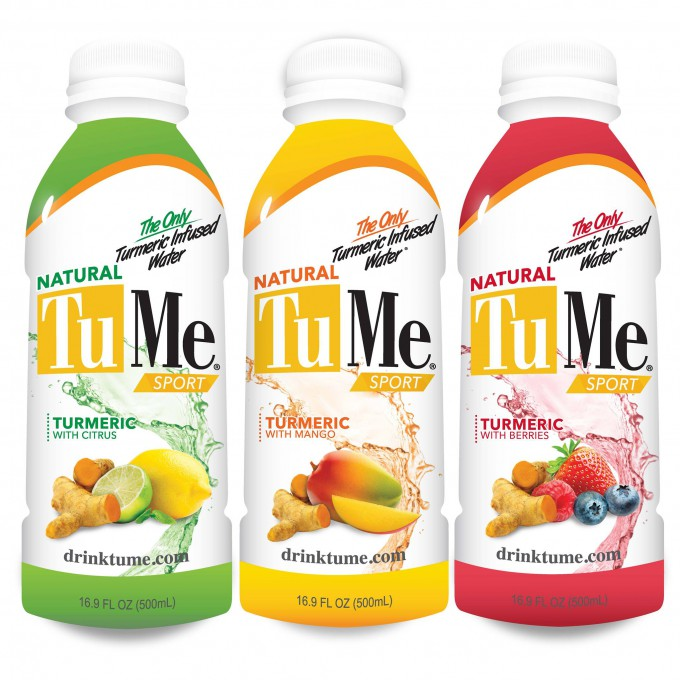 Tu Me Turmeric Water to Enter All 175 Sprouts Farmers Markets