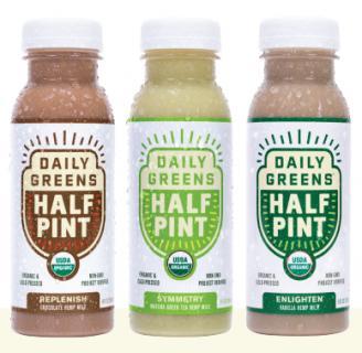 Daily Greens Hemp Milk