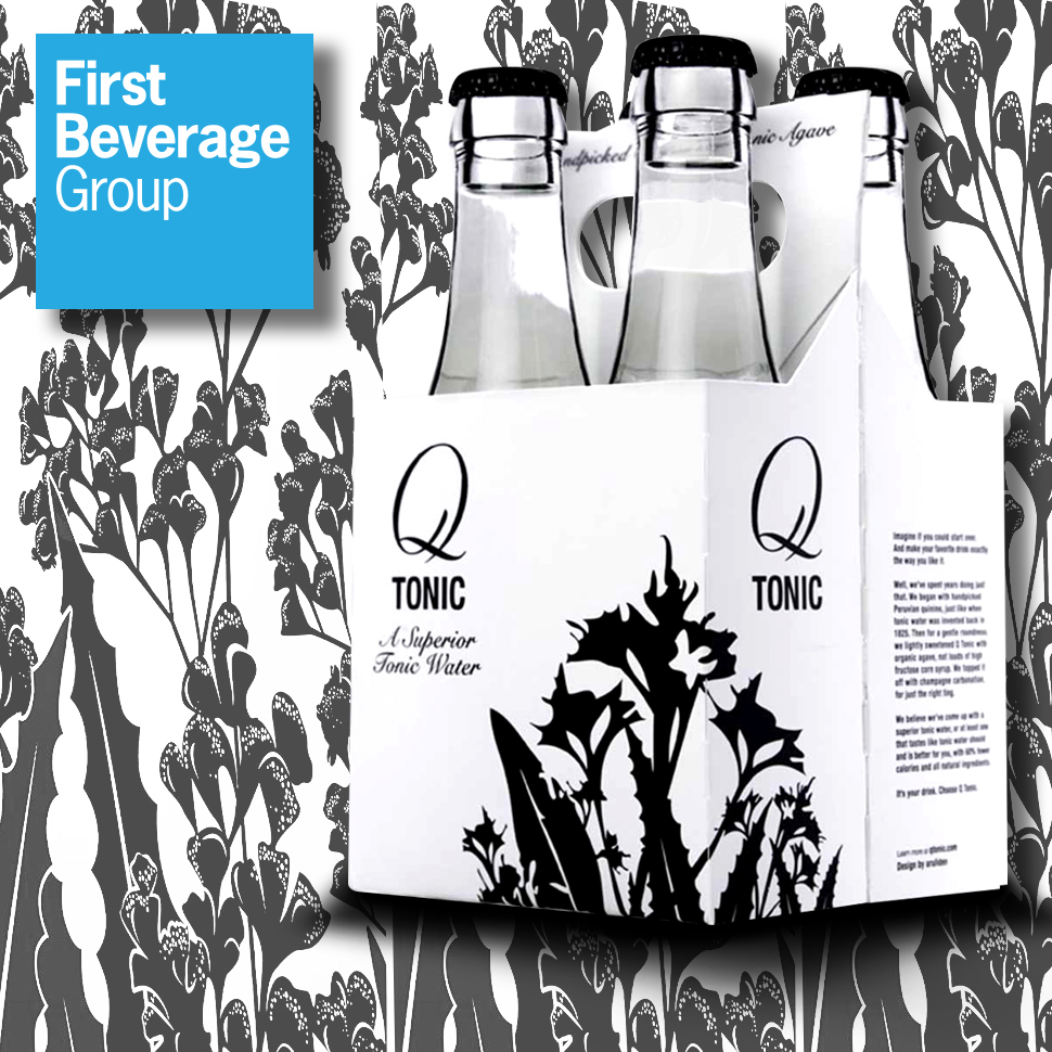 $11 Million for Q Drinks, Led by First Beverage