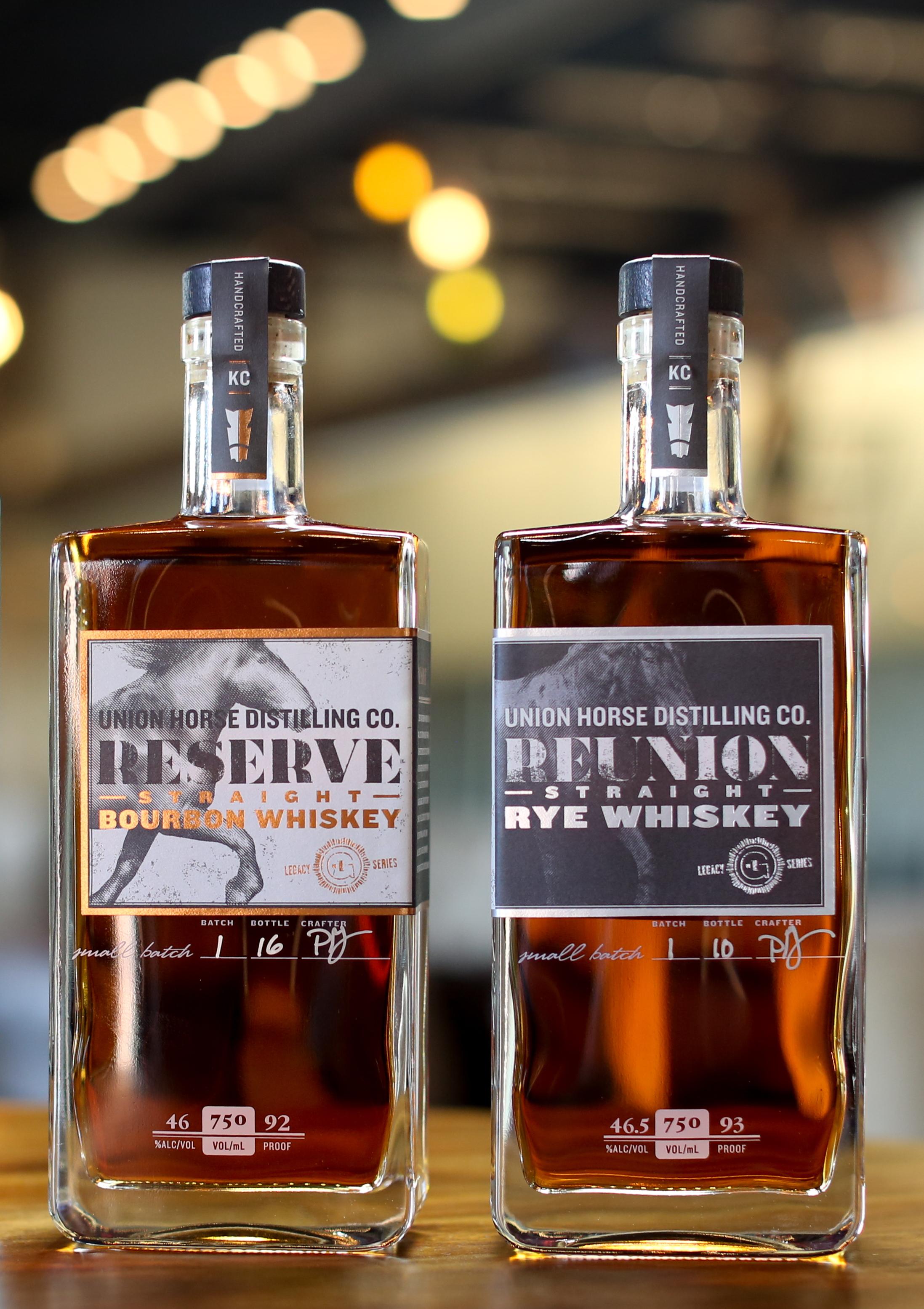 Union Horse Distilling Co Announces Release Of New