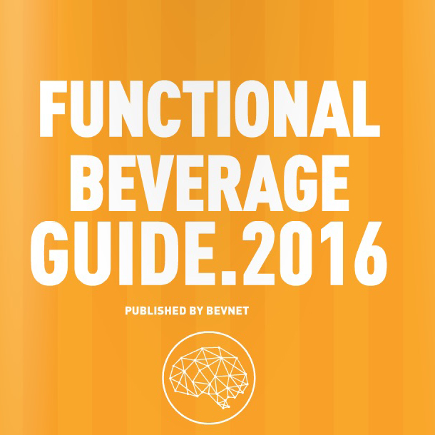 Functional Beverage Guide 2016