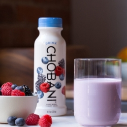 Chobani Announces Development of Ready-to-Drink Yogurt Beverage