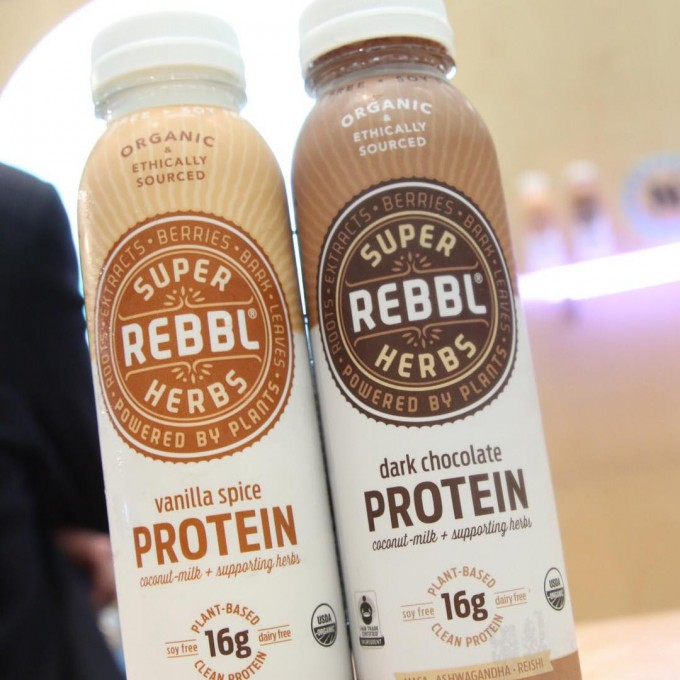 REBBL Launches New Plant-Based Protein Elixirs
