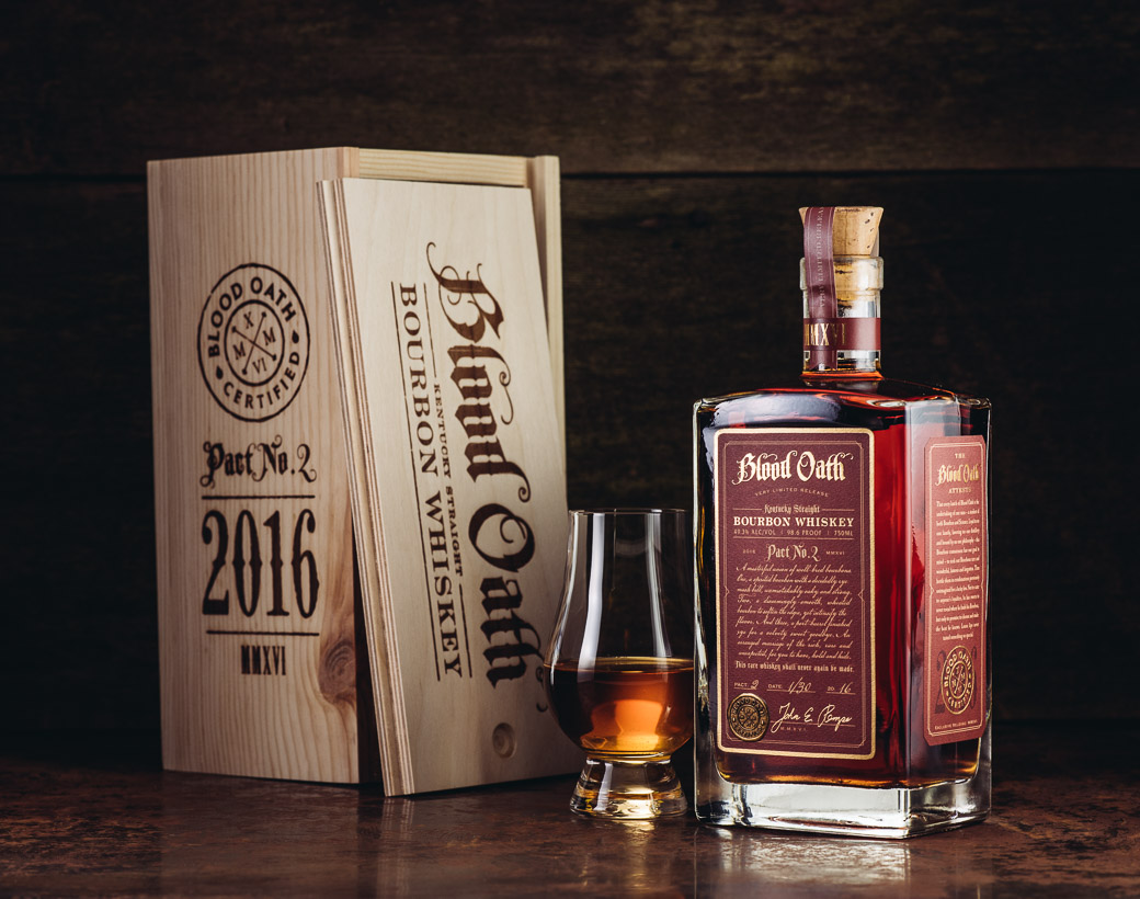 Luxco Releases Blood Oath Pact No 2 Kentucky Straight Bourbon