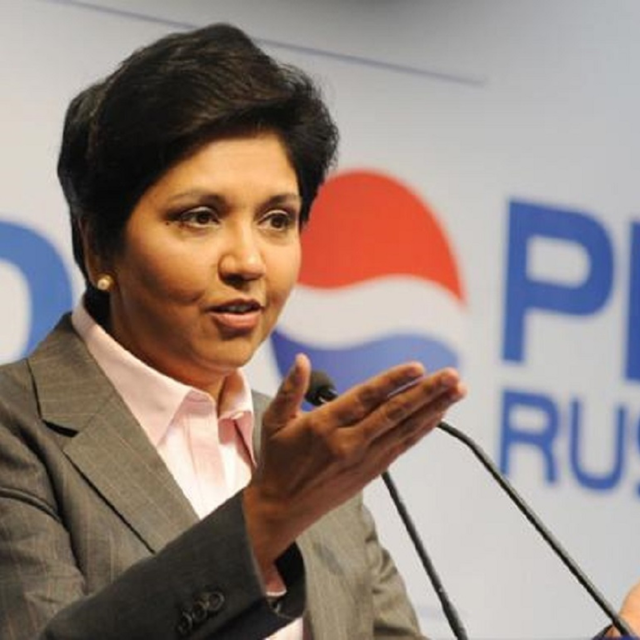 indra nooyi ceo of pepsico Born in madras, india, the future ceo of pepsico grew up conservative and  middle-class, studying physics, chemistry, and math her determination to study  in.