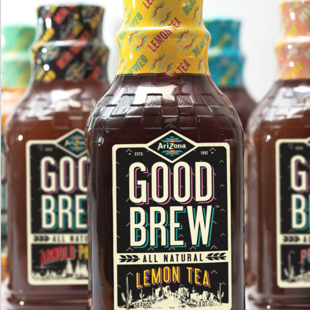 Arizona Beverages Introduces Good Brew Line of Iced Teas