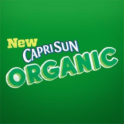 Capri Sun Launches Certified USDA Organic Juice Drink for Kids