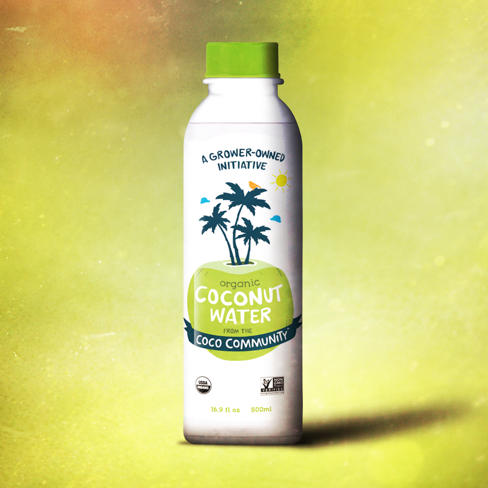 Coco Community: An Impressive Step for Pasteurized Coconut Water From the Makers of Vita Coco