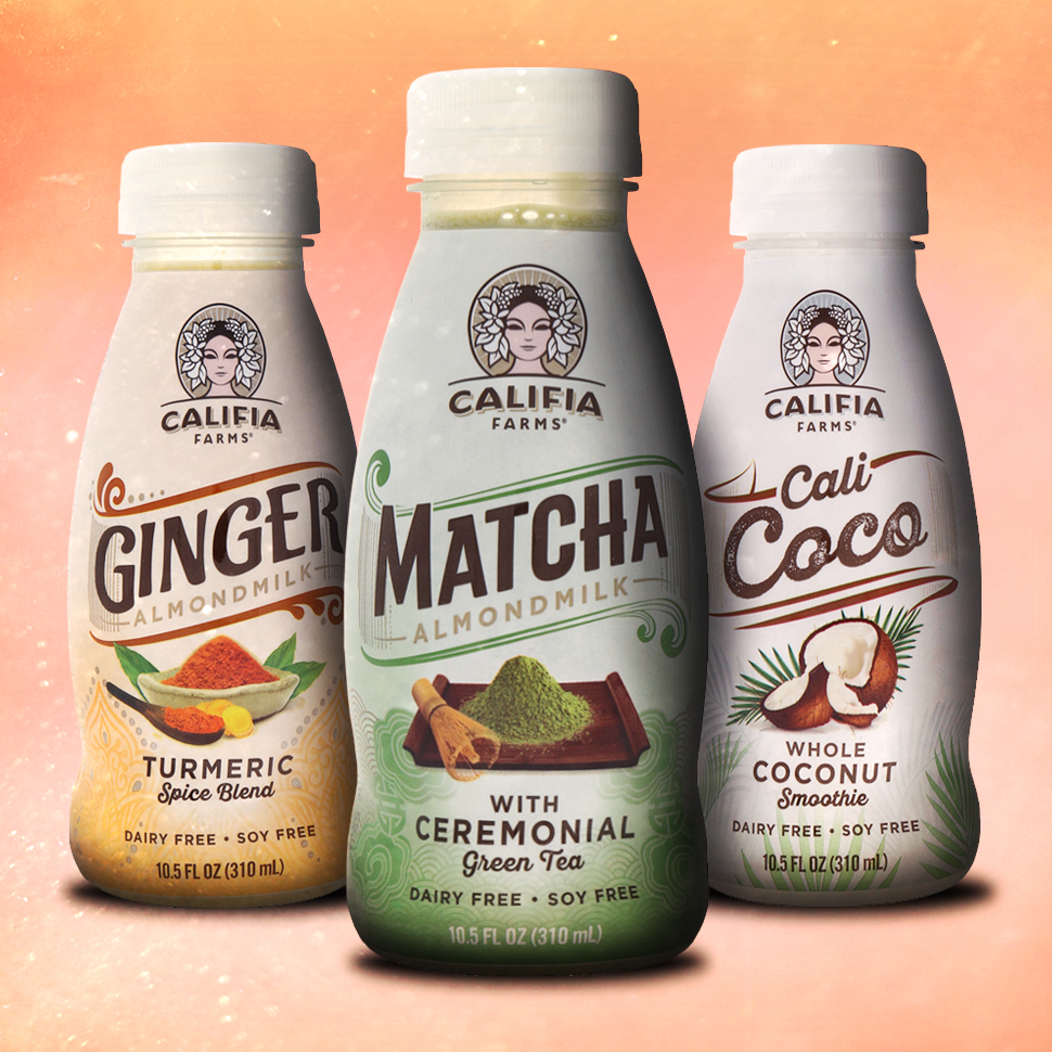 Review: 2016 Expo West Launches -- Three New Flavors From Califia Farms