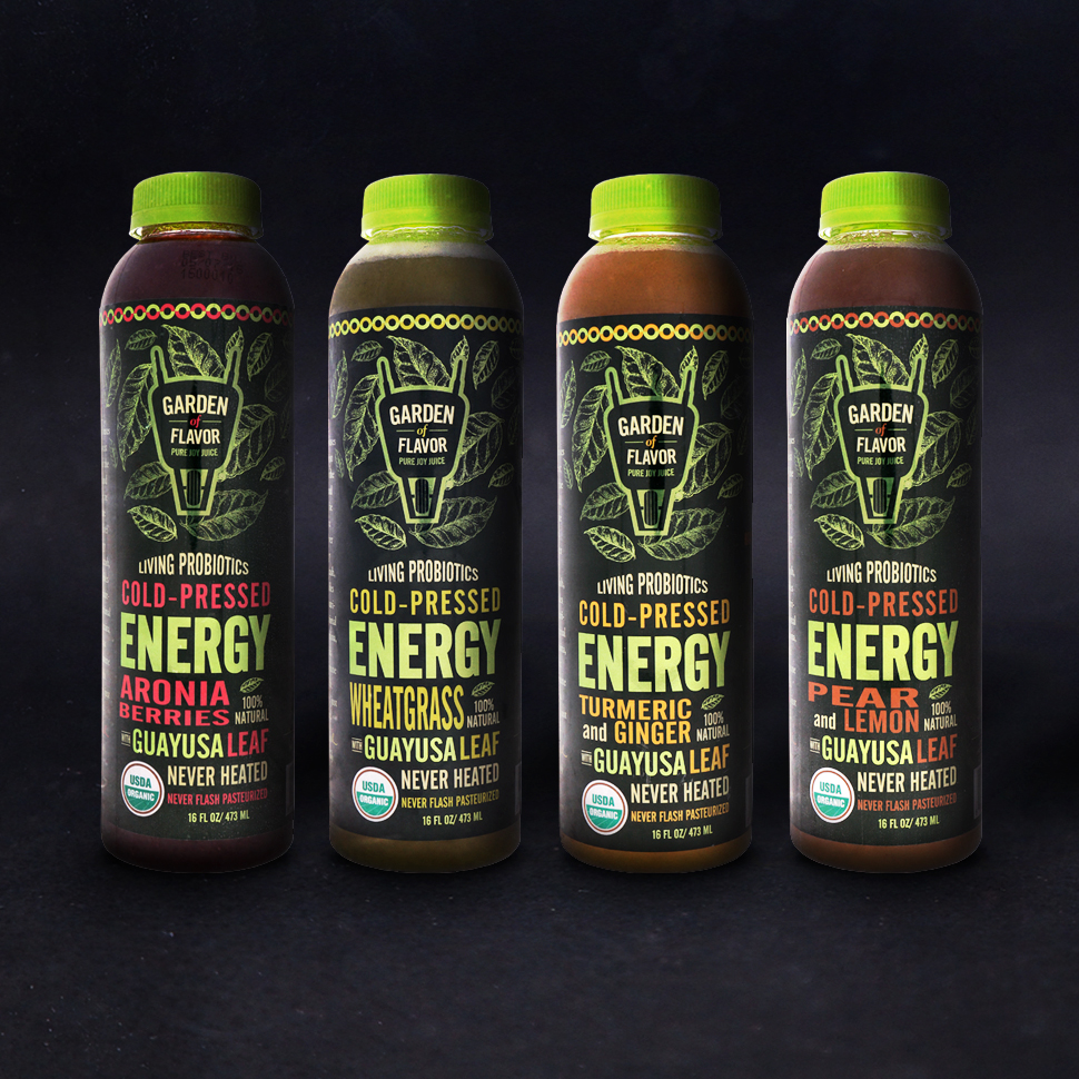 A New Spin on Energy from Garden of Flavor
