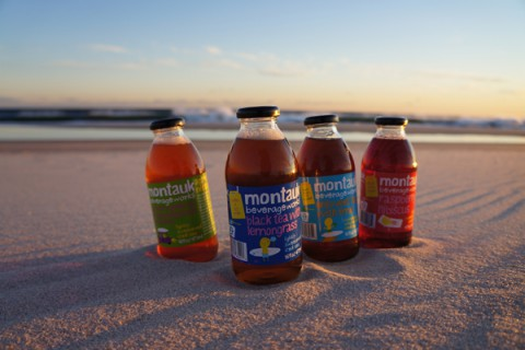 Montauk Beverageworks launches all natural, low sugar iced tea products and new lemonade product