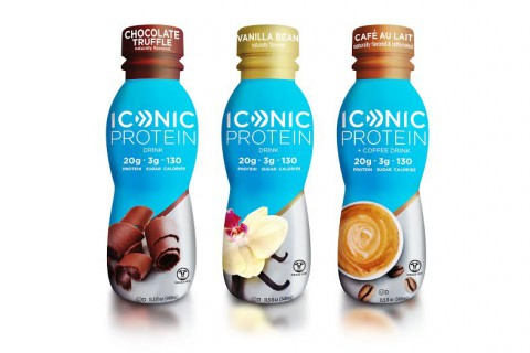 Image result for iconic protein shake