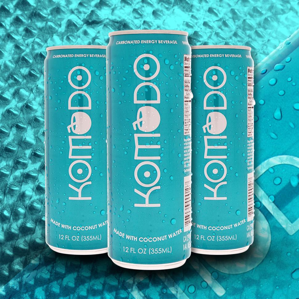 Komodo Energy Drink