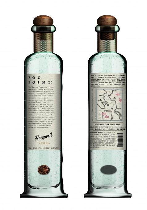 Fog Point Vodka