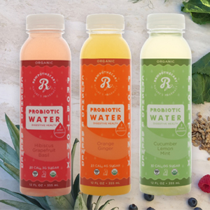 Rawpothecary Probiotic Waters